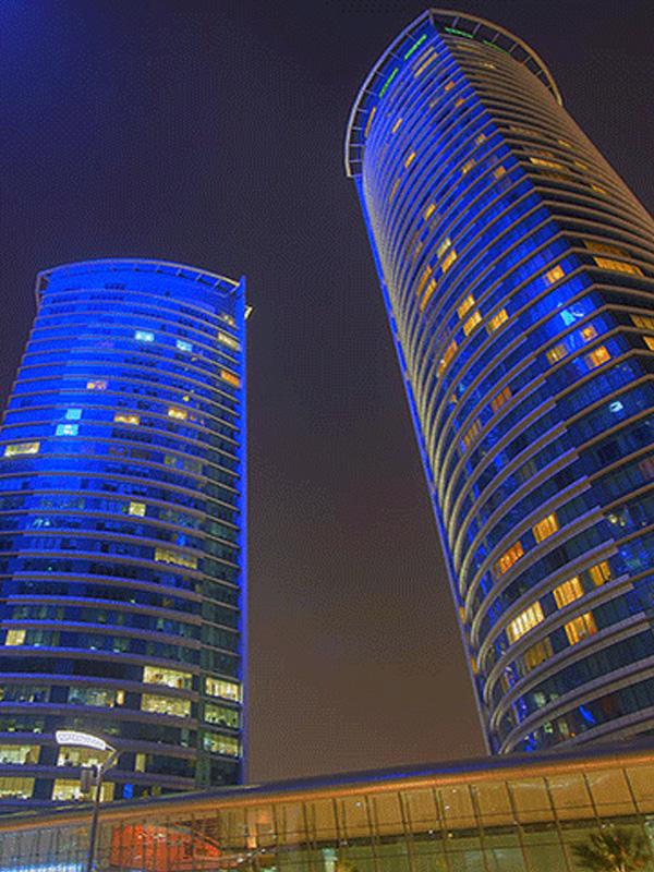 SealEco EPDM Al Faradan Twin Towers Qatar