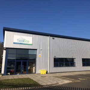 SealEco EPDM Office Wishaw