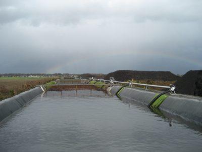 SealEco EPDM Geo En Vijversystemen Waterbassin En Silo