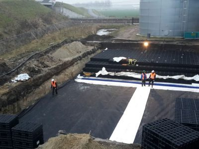 SealEco EPDM Geo En Vijversystemen Waterbuffering